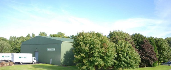 Ecopac building