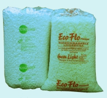 ecoflo loose fill packaging
